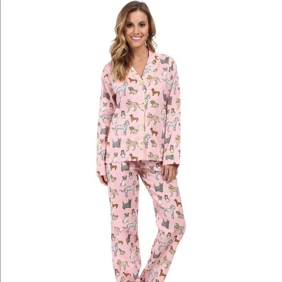 5ba7ae8b23b2 PJ Salvage Intimates & Sleepwear | Pink Dog Pajamas | Poshmark
